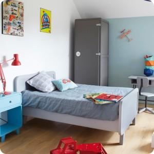 kit volutif lit rond 150cm laurette. Black Bedroom Furniture Sets. Home Design Ideas