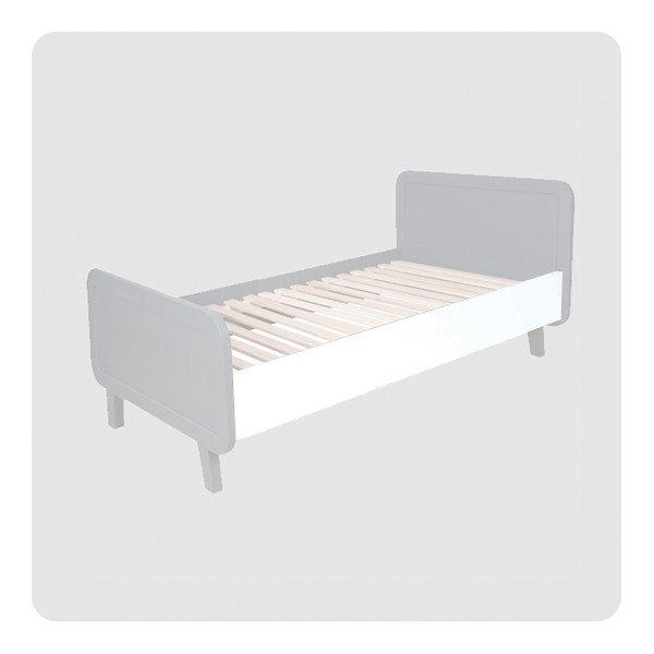 scalable kit for a 150 cm lit rond laurette. Black Bedroom Furniture Sets. Home Design Ideas