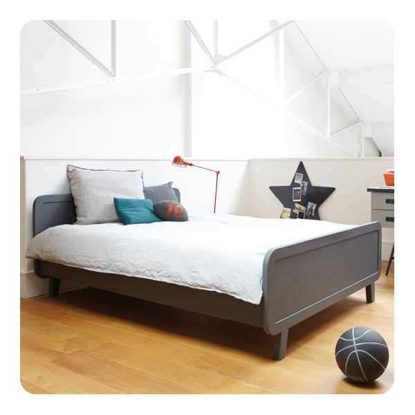 bed 140 cm excellent ottori grey wool eu double bed frame with storage cm buy now at habitat uk. Black Bedroom Furniture Sets. Home Design Ideas