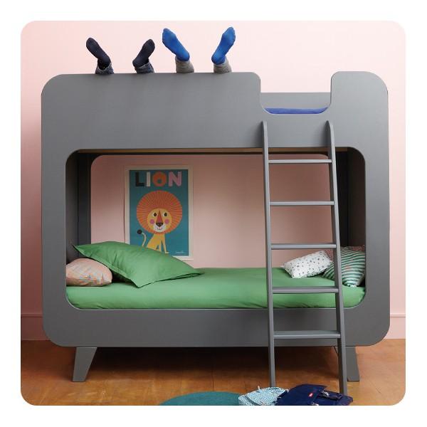 lit superpos laurette. Black Bedroom Furniture Sets. Home Design Ideas
