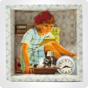 An Alice story box