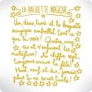 La baguette magique OR