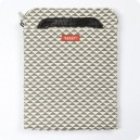 Housse iPad Fuji gris