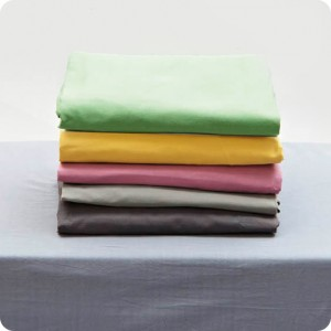 Fitted sheets - 60x120 cm cot