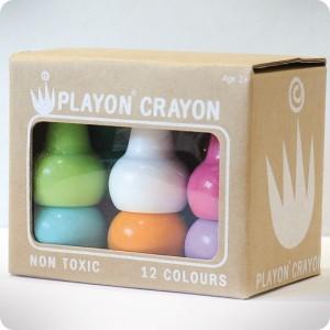 Playon crayon couleurs pastel