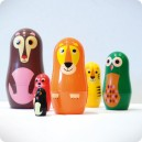 Studio matrioshka Animals 1