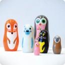Studio matrioshka Animals 2