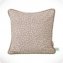 Coussin Dots grey