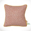 Coussin Dots rose