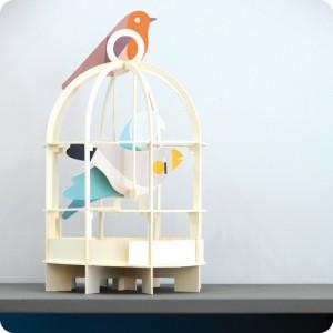 Accessoires cage à oiseaux