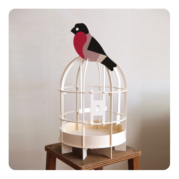 Bird cage accessories laurette for Cage a oiseaux deco