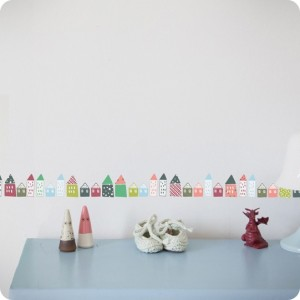 Frise Petites Maisons