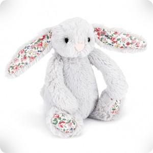 Bashful bunny pink small