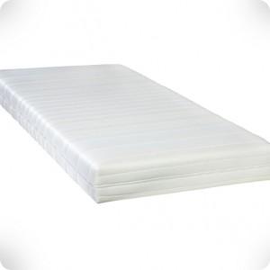 Mattress for a 90x200x18 cm bed