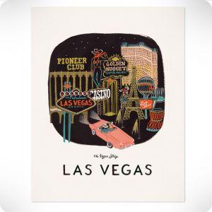Affiche Las Vegas