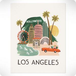Affiche Los Angeles