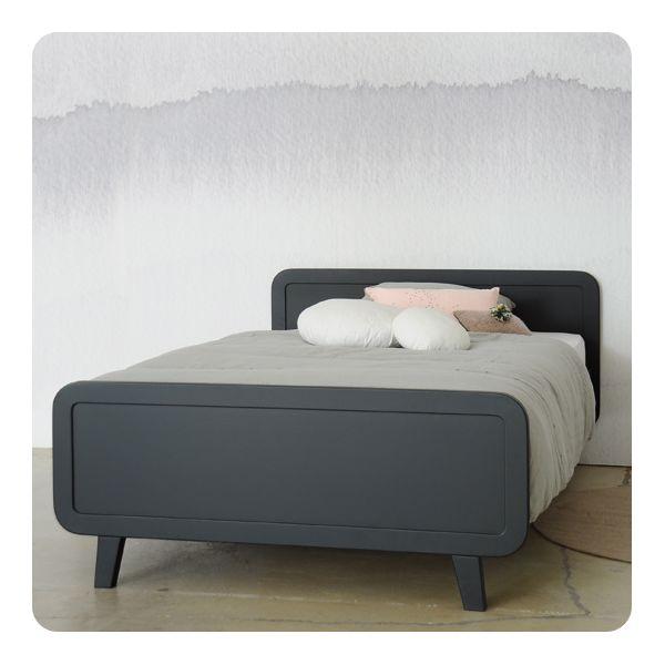 Lit rond 120x200cm laurette - Laurette meubles ...