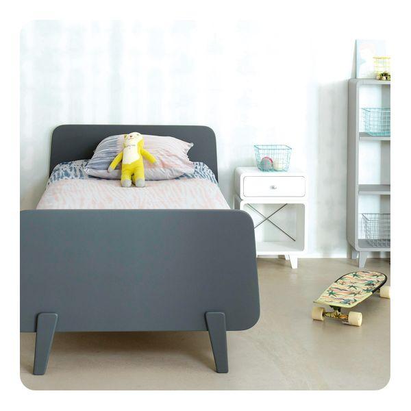 Lit mm 90x190cm laurette - Laurette meubles ...