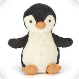Peanut the Cuddly Penguin