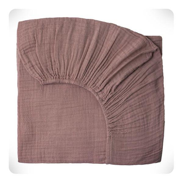 drap housse 60 x 120 cm laurette. Black Bedroom Furniture Sets. Home Design Ideas