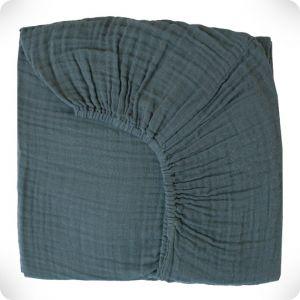 Drap housse 60 x120 cm laurette for Drap housse etoile