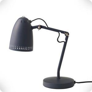 Lampe de bureau Dynamo charbon