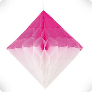 Suspension losange