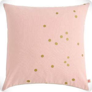 Housse de coussin Lina biscuit