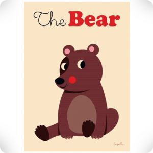 Affiche The Bear
