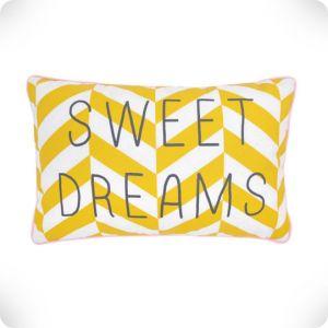 Sweat dreams cushion