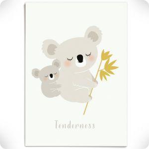 Affiche tenderness