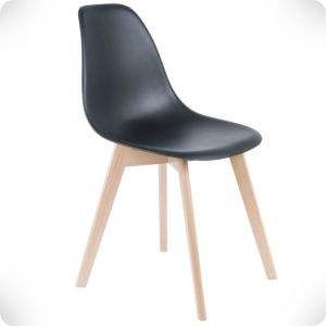 Elementary black chair