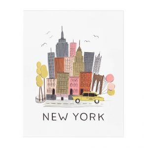 Affiche New York Empire