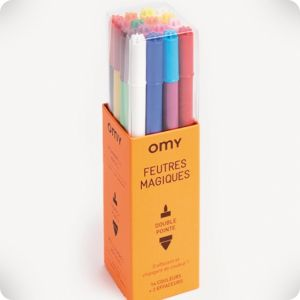 Ultra washable felt pens