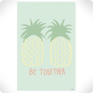 Affiche be together
