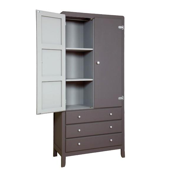 armoire 3 temps laurette. Black Bedroom Furniture Sets. Home Design Ideas