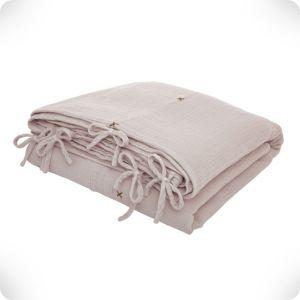 Baby bed linen set 100 x 140 cm