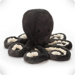 Doudou Octopus Inky gm