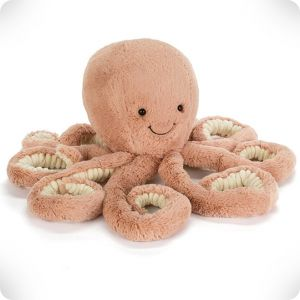 Doudou Octopus Odell gm