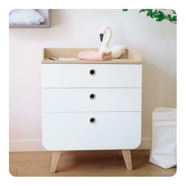 Commode zen by laurette laurette - Laurette meubles ...