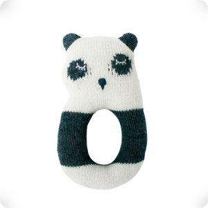 Hochet anneau Panda