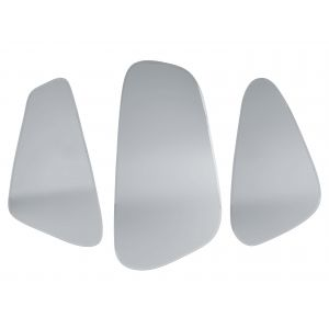 Set of 3 mirors