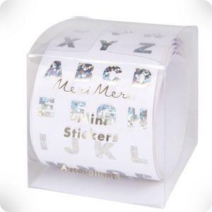 Rouleau de minis stickers