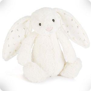 Cream bashful bunny medium