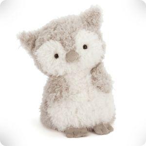 Bashful cream coloured owl