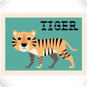 Affiche Tigre