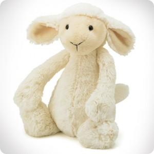 Doudou agneau Bashful