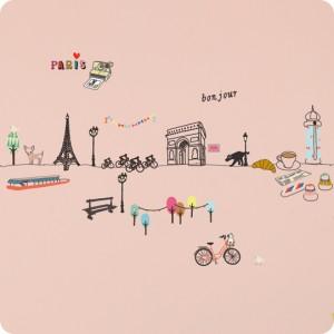 Frise Paris