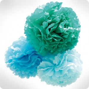 Blue Pom