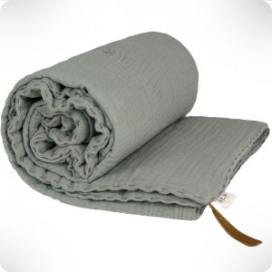 Couverture silver grey